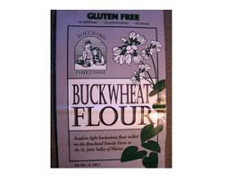 Bouchard Family Farms Acadian Light Buckwheat Flour