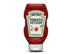 Heinz Ketchup, one of the best gluten free ketchup brands