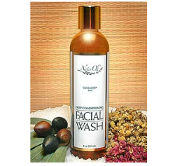NaturOli Deep Conditioning Facial Wash
