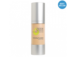 Juice Beauty Perfecting Foundation, one of the best organic and gluten free foundation