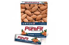 Purefit Almond Crunch Nutrition Bars
