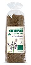 Amisa Organic Gluten Free - Buckwheat Fusilli