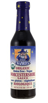 The Wizard's Sauces, Organic Gluten-Free Vegan Worcestershire Sauce