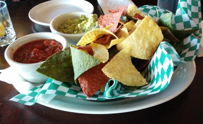 Chips and salsa Leopold's