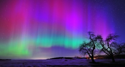 Northern Lights in Maine