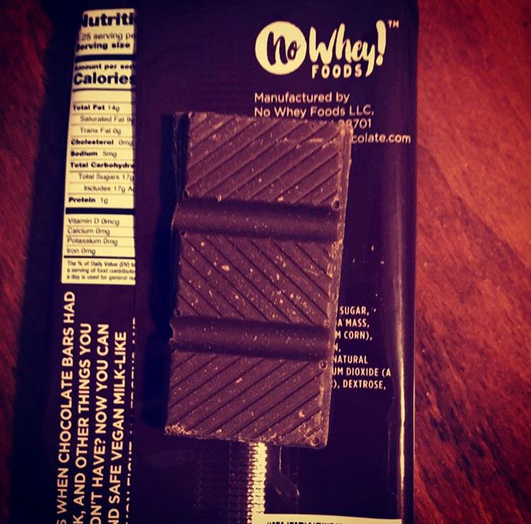 No Whey Chocolate Milkless Bar