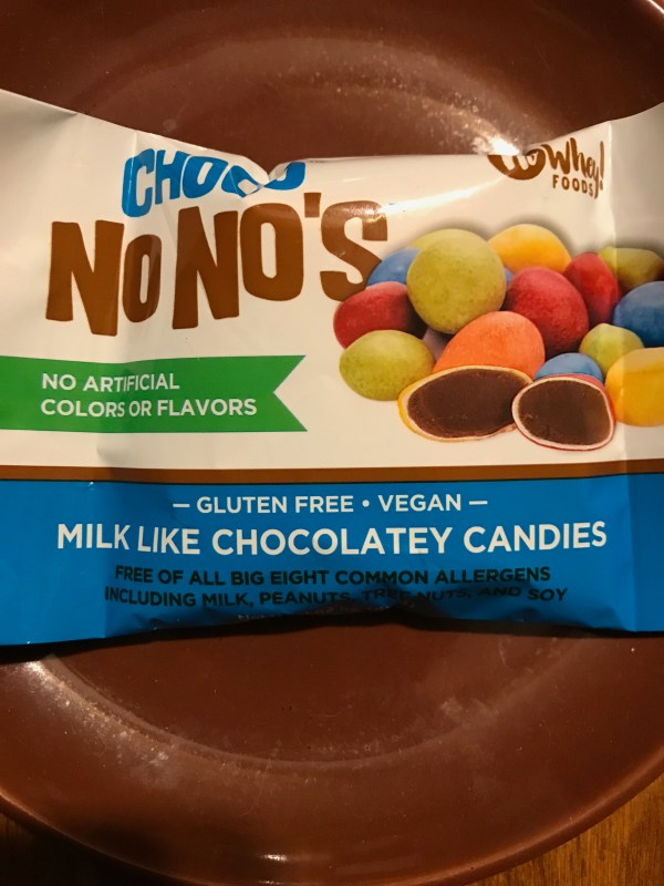 No Whey Chocolate Chocolate No No's