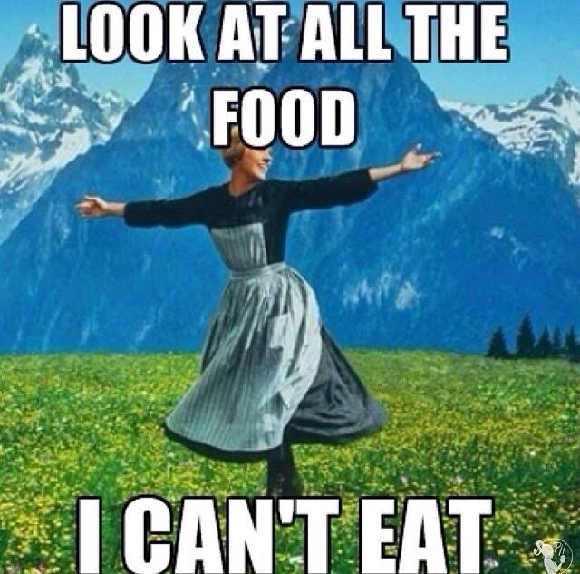 Maria Von Trapp in field meme