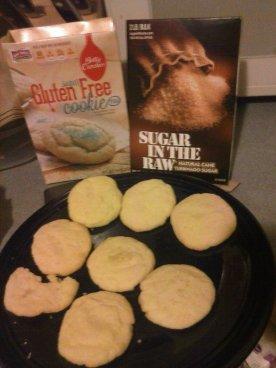Betty Crocker GF sugar cookies2