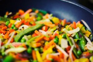 Gluten Free Vegetable Stir-fry