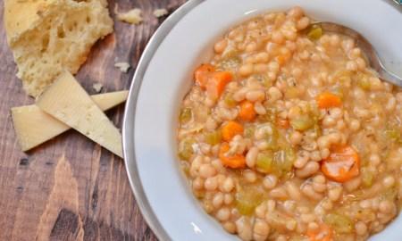 Gluten Free Navy Bean Soup
