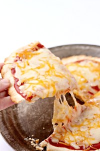 Gluten-free pizza crust recipe