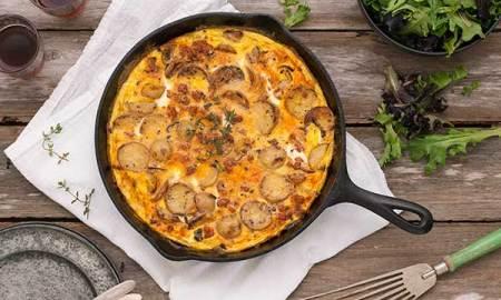 Gluten Free Spanish Frittata