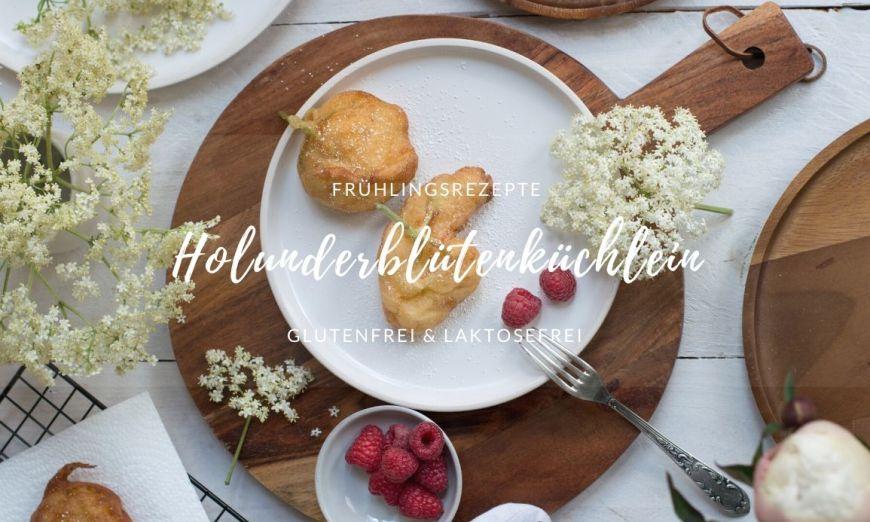 Rezept glutenfreie Hollerkuechlein