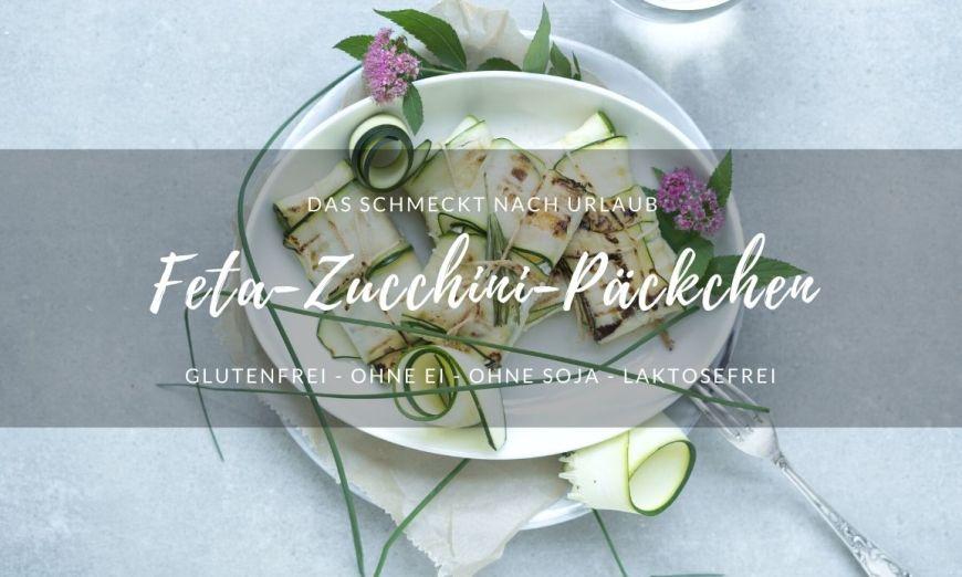 Rezept Feta-Zucchini-Päckchen