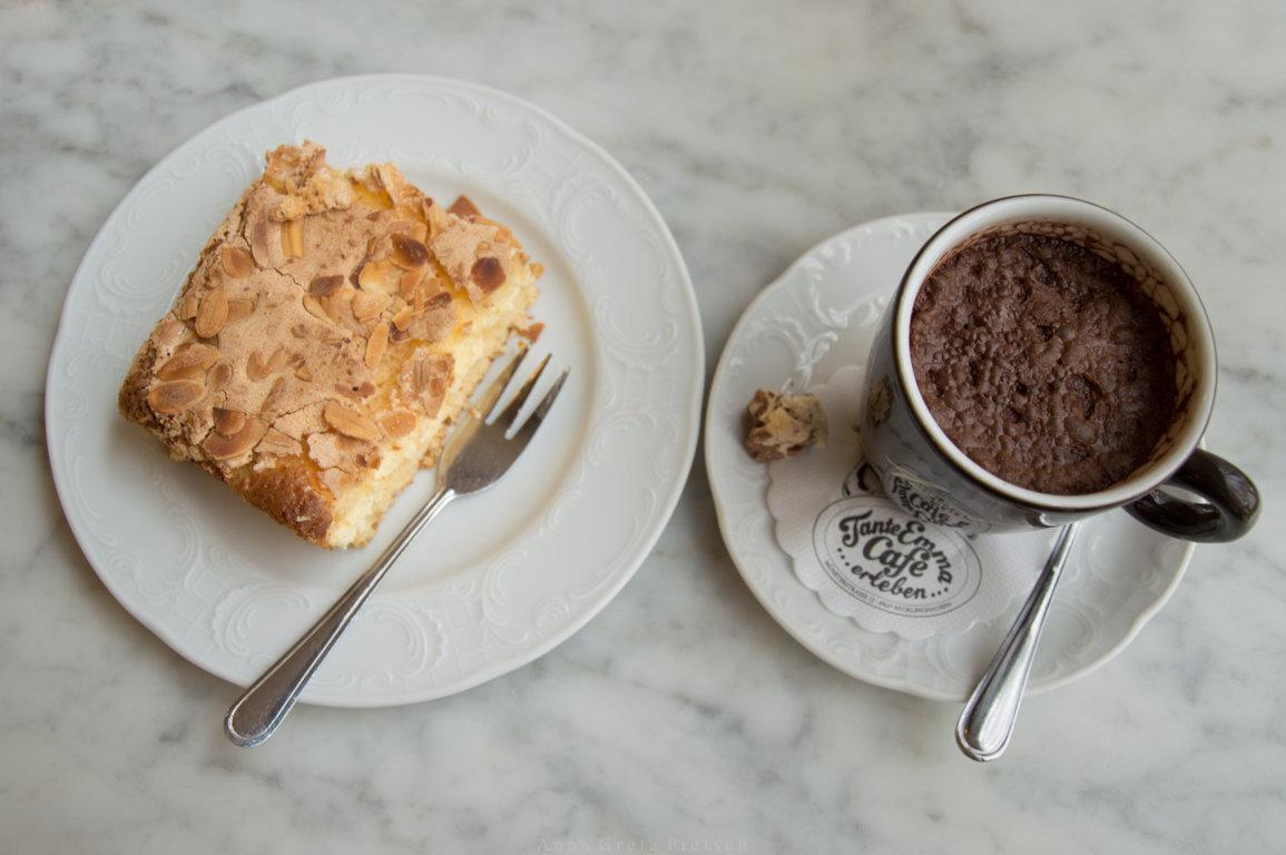 glutenfreier Kuchen, Tante Emma Café Recklinghausen