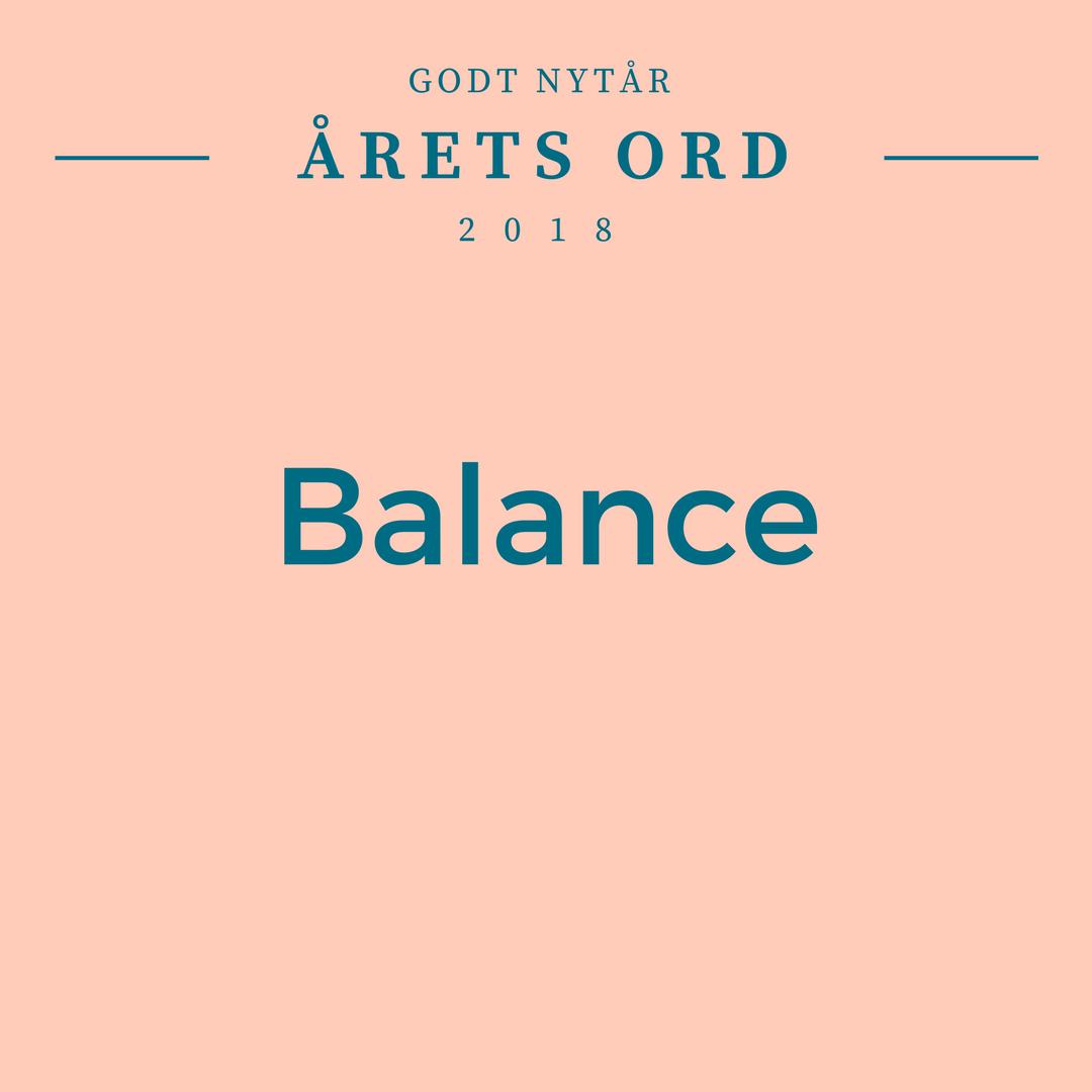 2018 i balance
