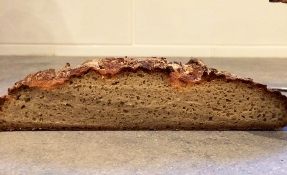quinoa bröd utan mjöl