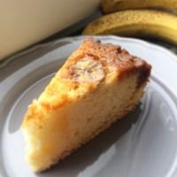 Banankaka!??? •upsidedown cake•