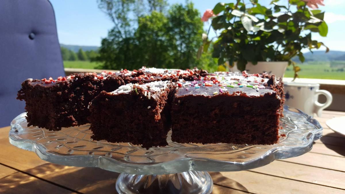 5 kaker og desserter uten egg, melk og gluten