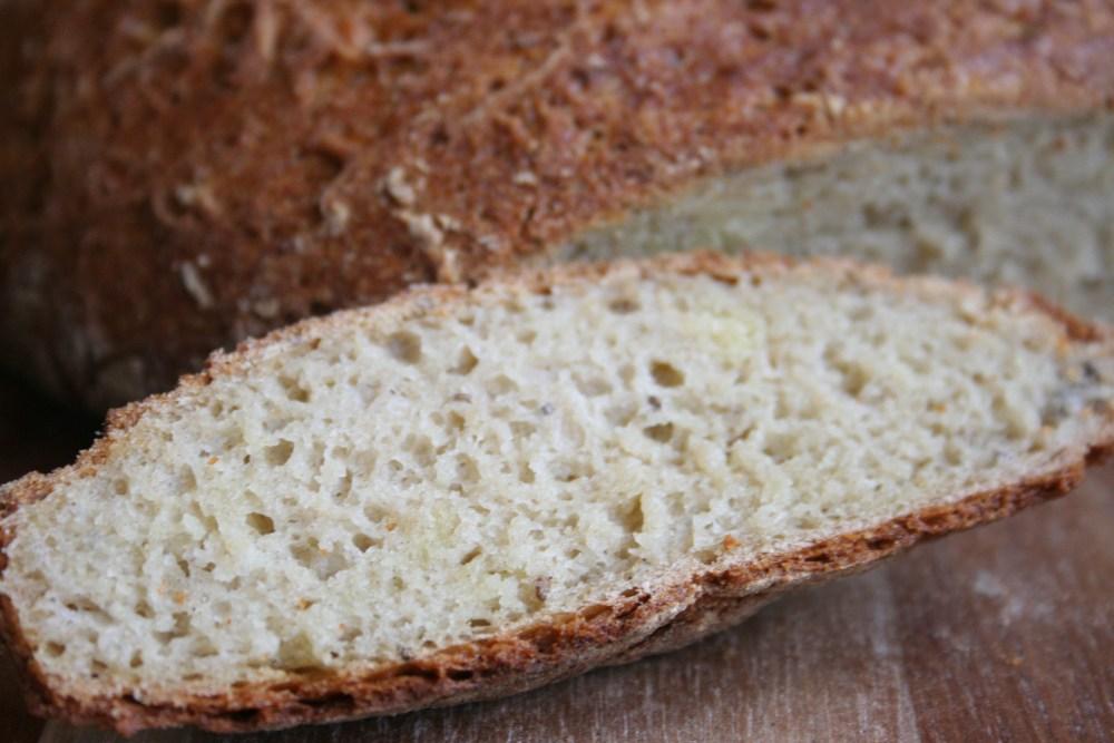 kanelsnurrer og teff-brød 081