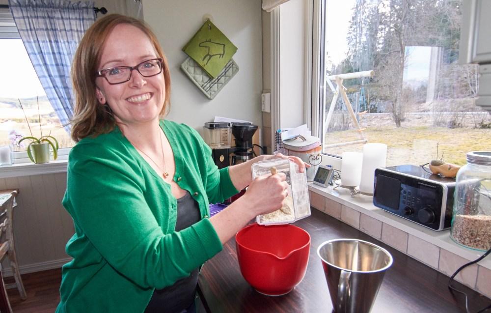 Kathrine Kragøe Skjelvan - Gluten- og melkefri inspirasjon