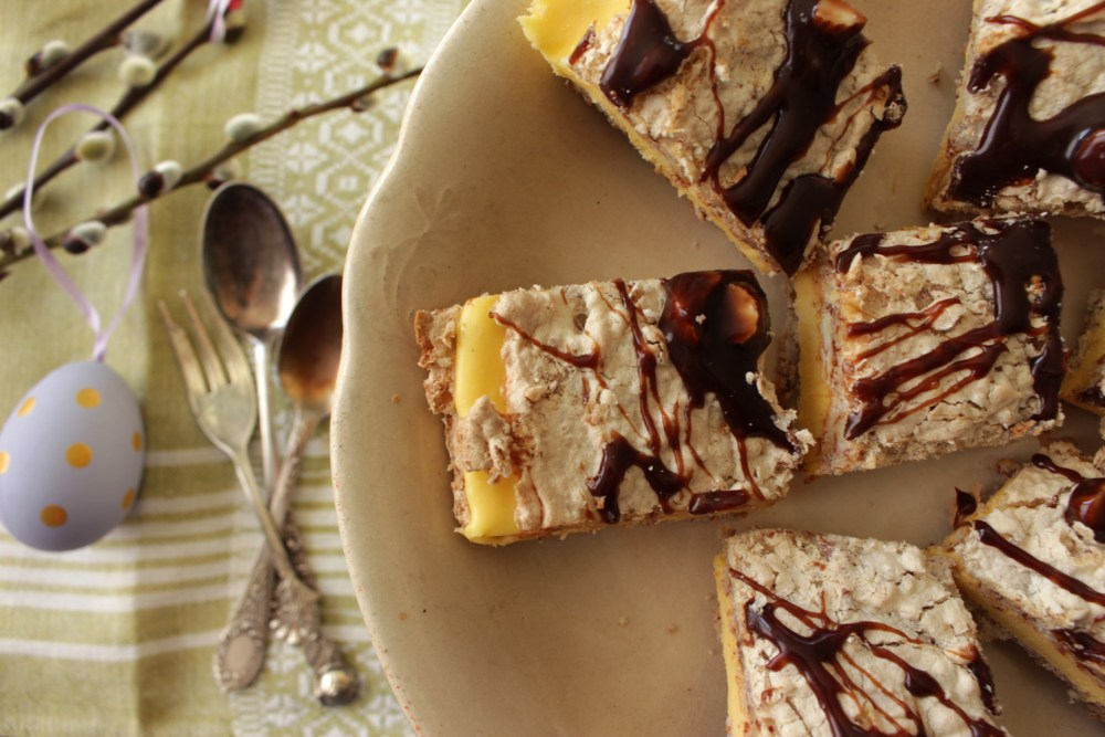 Gluten- og melkefri suksessterte - festkake