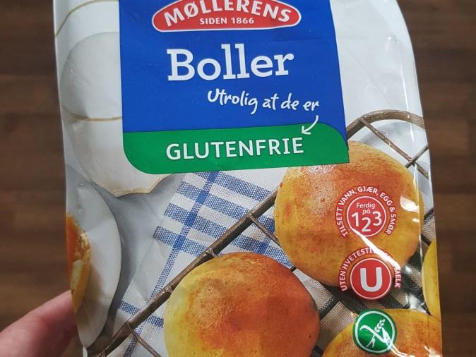 Møllerens glutenfrie bollemiks
