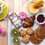 Brunch sans gluten Paris Biosphere Cafe