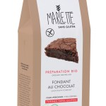 Fondant chocolat sans gluten Preparation Mix Marlette