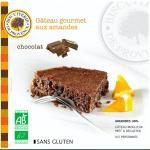 Gateau chocolat sans gluten La Maison du Sans Gluten