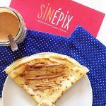 Recette crepes sans gluten Sinepix