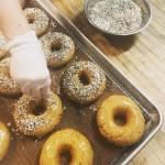 Gluten-Free Vegan Bagel Chicago Wheat's End Artisan Foods