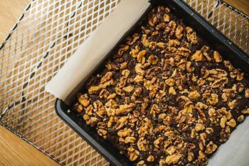 Recette Brownie Chocolat Noix Sans Gluten