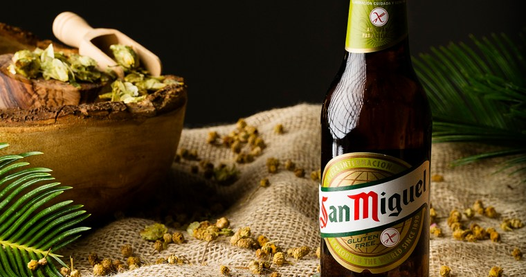 New beer on the block: Carlsberg UK set to launch gluten-free San Miguel