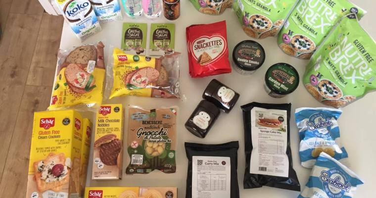 21 fab gluten-free brands you need to know + Allergy Show North review