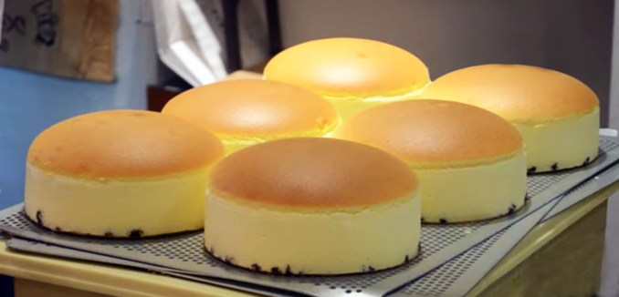 Japanese cheesecake - Where to Find It & How to Make It