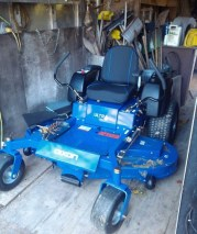 Club mower