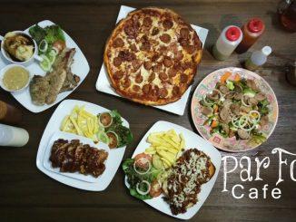 Par Four Cafe