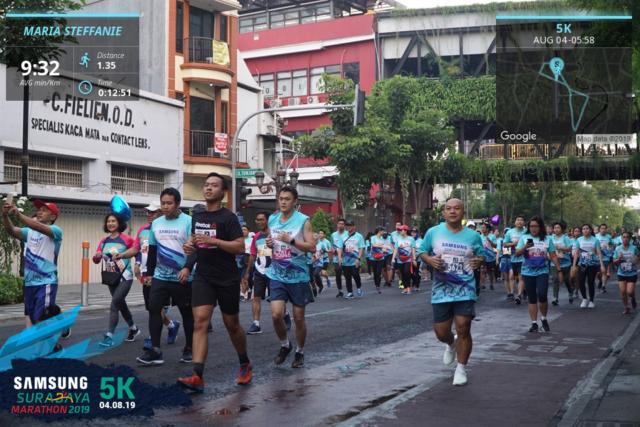 Surabaya Marathon Run