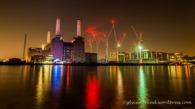 The Battersea Power Station