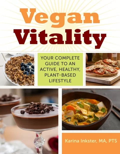 Vegan Vitality - Health and Fitness for the 21st Century - image  on https://glynissherwood.com
