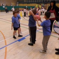 Key Stage 1 Multi-skills at Gateshead Leisure Centre