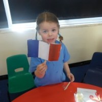 Bonjour! French Day in Reception