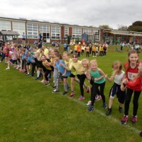 Success for Swan House at Glynwood's Cross Country Event