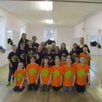 Glynwood Dance Teams Take a Trip to Newcastle Dance Centre
