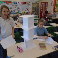 Technology day in year 6