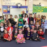 Y2KR share a story for World Book Day 2019