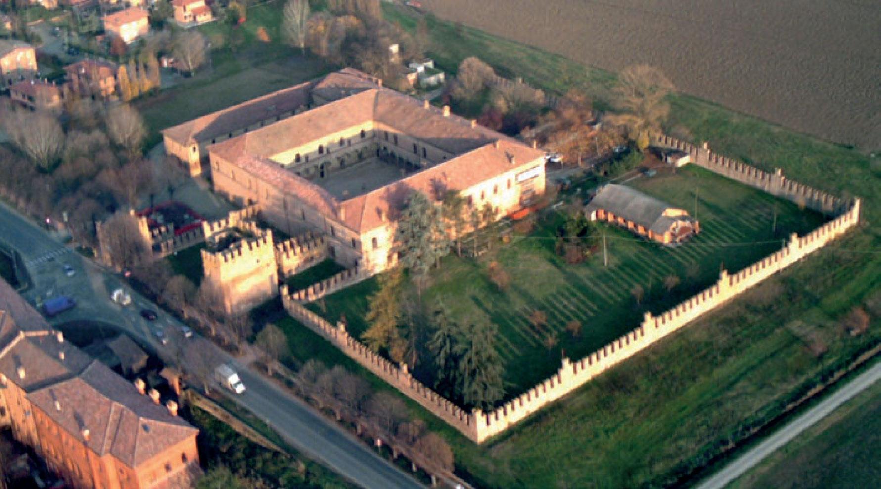 Ramazzini institute bird view