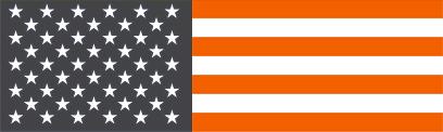 Shockmerican Flag